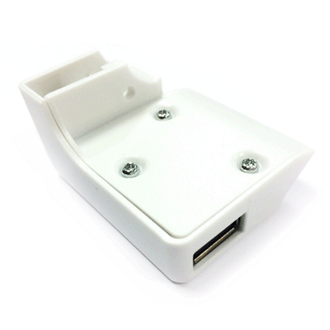Invue WS1 USB-A cradle, magnetic docking