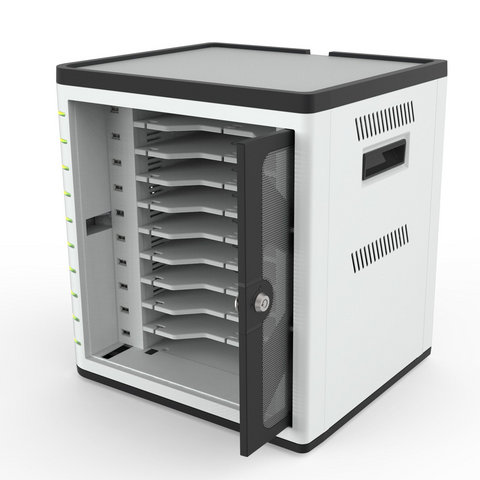 Universal Charge & Sync Cabinet - 10 devices