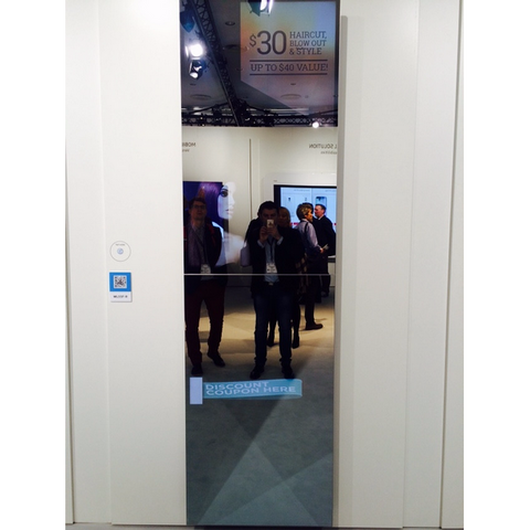 Samsung Mirror Display ML55E
