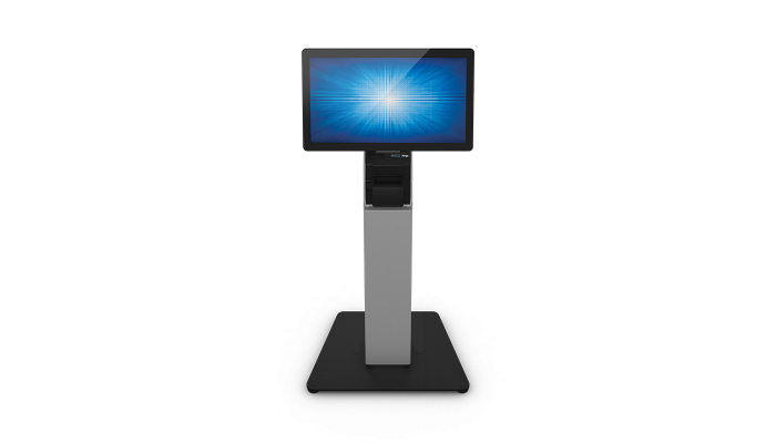 "Elo Wallaby Self-Service Interactive Floor Stand - 15"" - 21"""