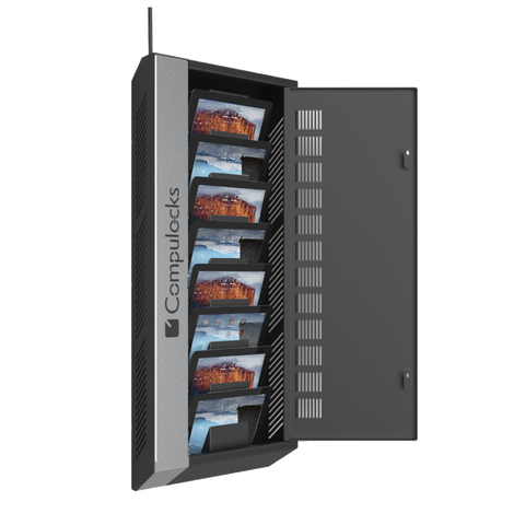 WalliPad Cabinet - Charge up to 8 Tablets