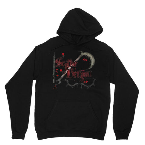 Scythe Bergon Heavy Blend Hooded Sweatshirt - That Tech Shop