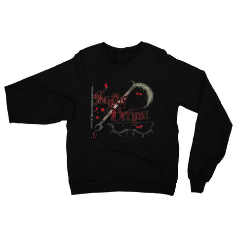 Scythe Bergon Heavy Blend Crew Neck Sweatshirt - That Tech Shop