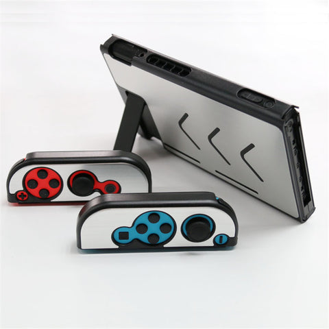 Multicolor Aluminum Hard Protective Case Cover Shells For Nintendo Switch