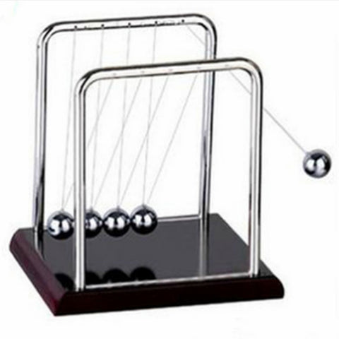 Newton Cradle Desk Toy - That Tech Shop