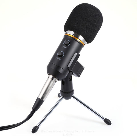 MK-F200FL Professional Condenser Microphone - That Tech Shop