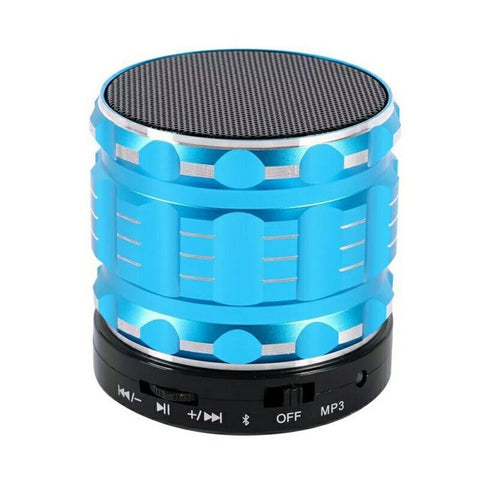 Mini Portable Bluetooth Speaker