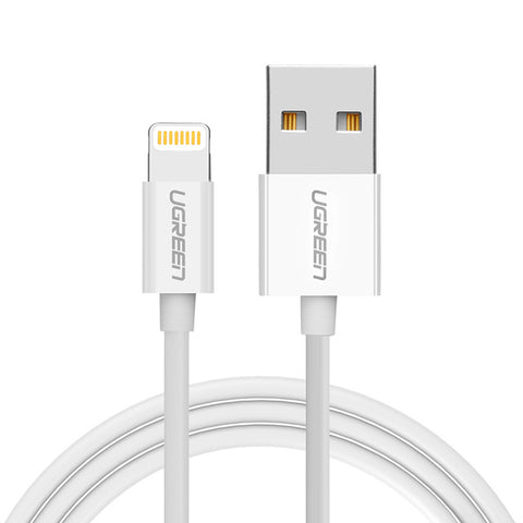 USB Lightning Cable (50cm - 2m) - That Tech Shop
