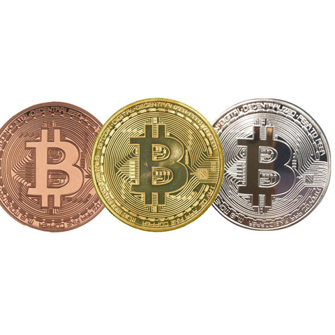 Collectable Bitcoin Souvenir (1 pcs) - That Tech Shop
