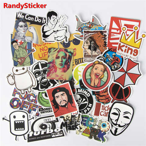 Random Sticker Pack (30 pcs) - That Tech Shop