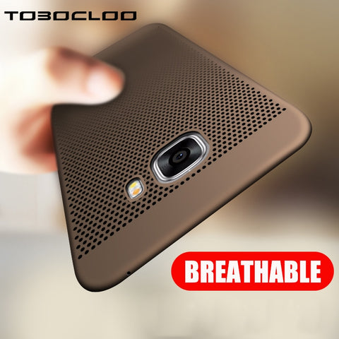 Heat dissipation COOL PC Case For Samsung Galaxy