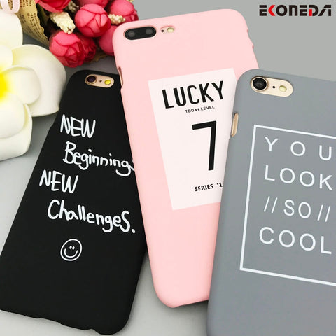 EKONEDA iPhone Case (iPhone 6-X)