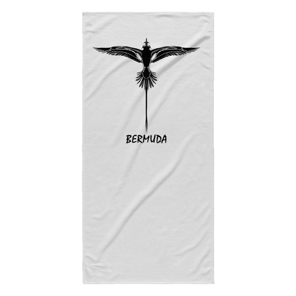 Longtail of Bermuda Beach Towel for $0.40 at Feel The Sea Sailing