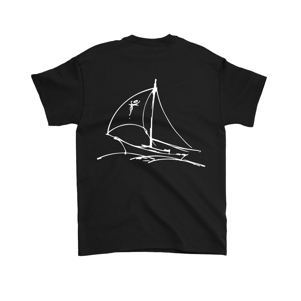 Just A Sailboat