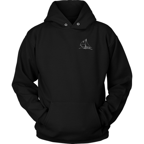 Sailing Bermuda Longtail Hoodies and Sweatshirts for $0.44 at Feel The Sea Sailing