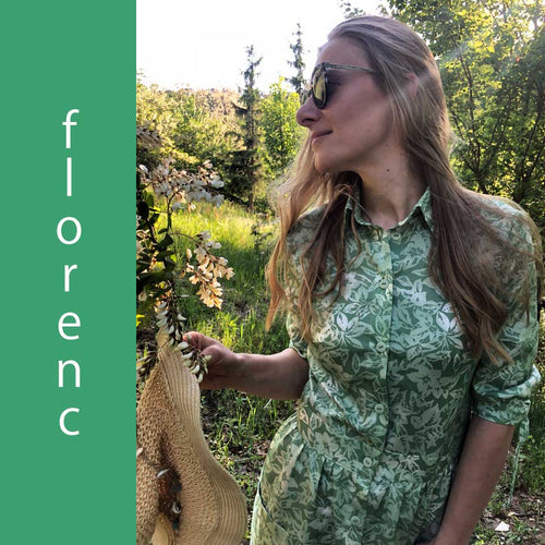 a summer dress florenc