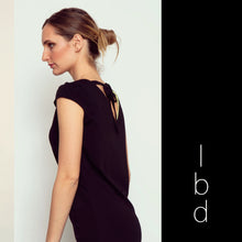 "little black dress ""classic slim"" short sleeve :-)"