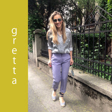 a summer trousers gretta