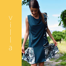 "summer dress ""Villa"""