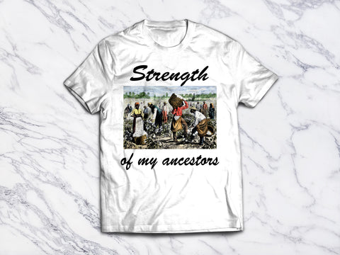 """Strength of my Ancestors"""