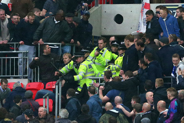 Which Championship club tops the arrests table?