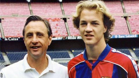 Who's The Daddy? Football's Fathers & Sons.