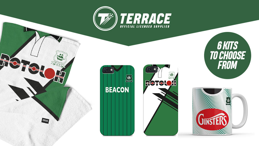 Plymouth Argyle partner with The Terrace