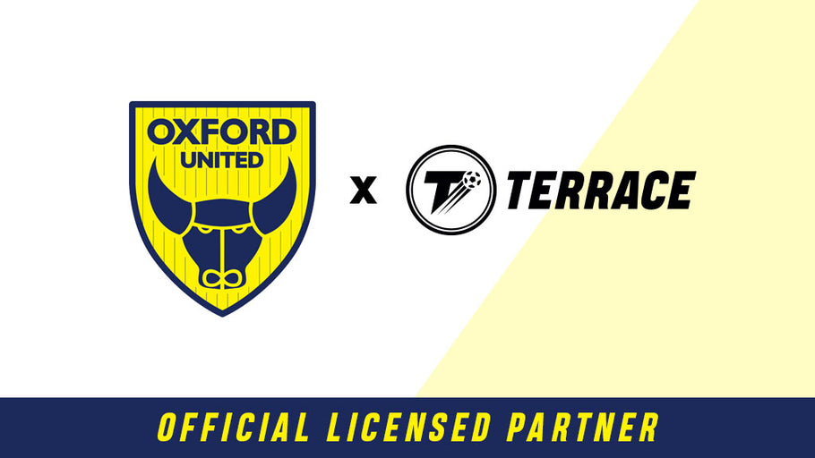 The Terrace team up with Oxford United