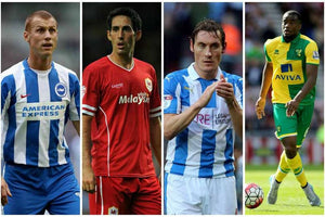 Who are the Sky Bet Championship free agents this summer?