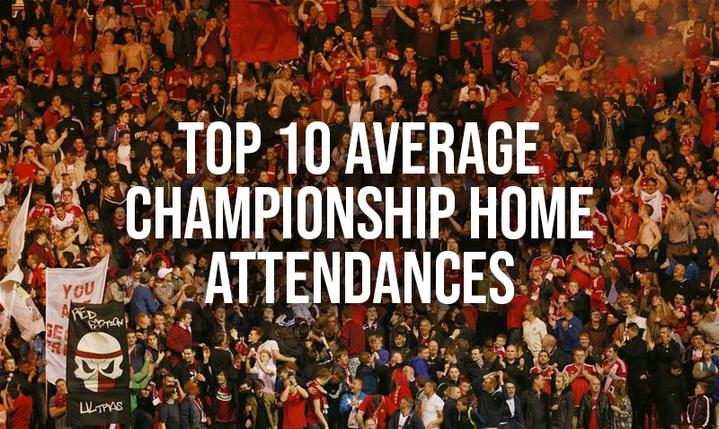 Nottingham Forest, Aston Villa, Leeds United & more: Every Championship club ranked by attendance