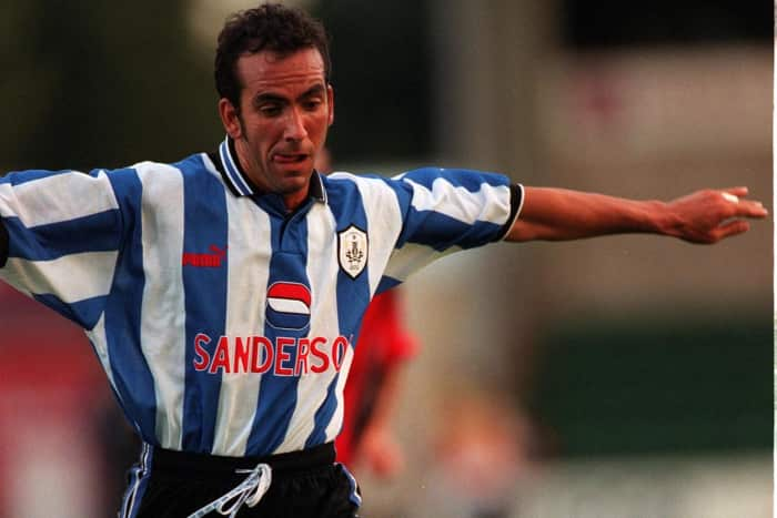 WATCH:  20 years ago Sheffield Wednesday 1-0 Arsenal and the Paolo Di Canio push