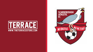 Scarborough Athletic Announce Official Partnership with The Terrace