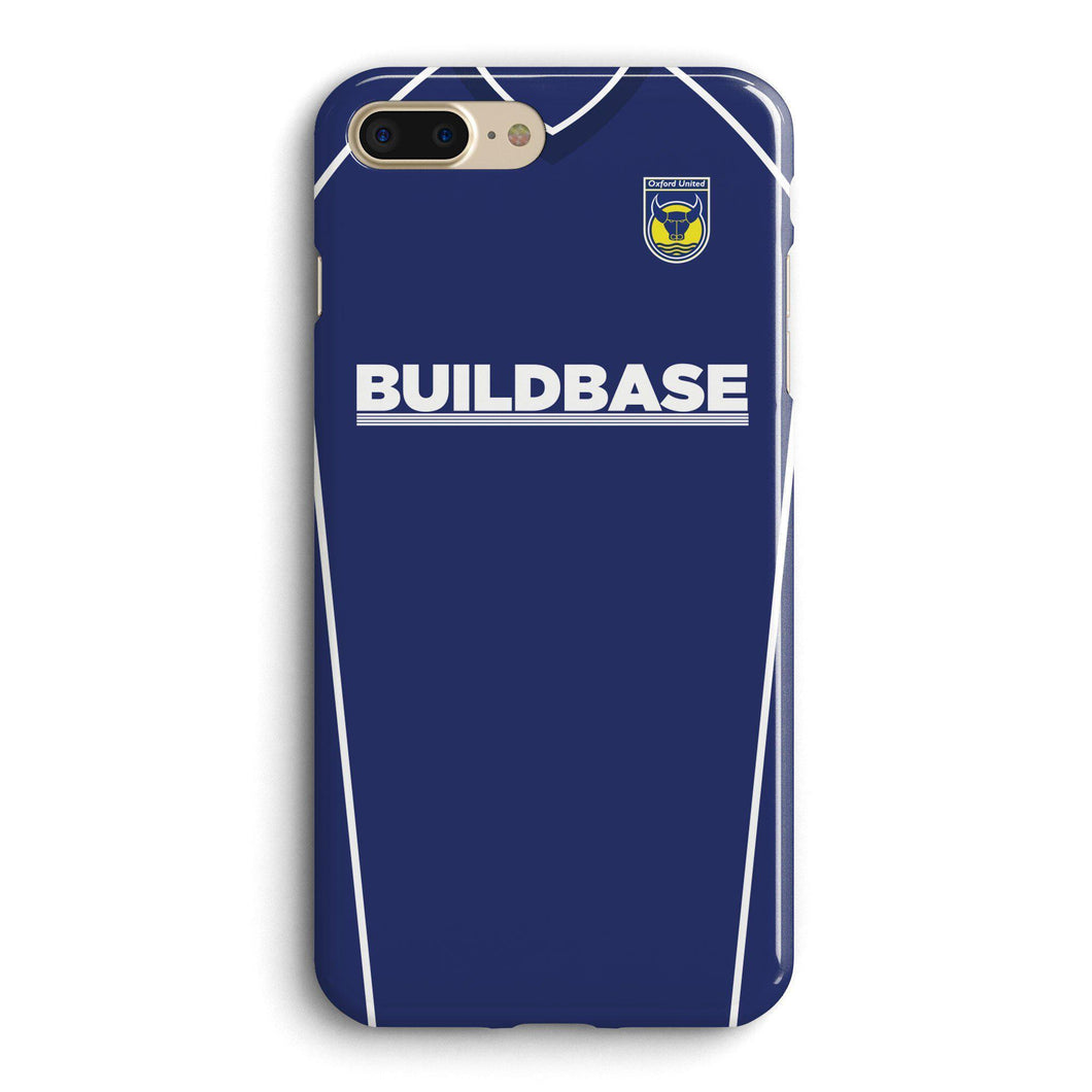 Oxford United 2005 Away Phone Case-CASES-The Terrace Store