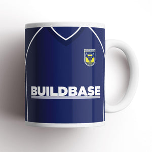 Oxford United 2005 Away Mug