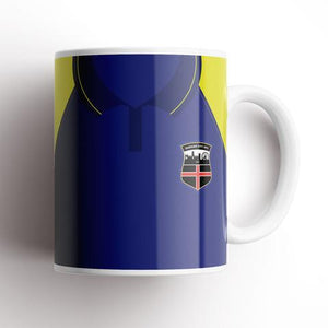 Durham City AFC 2020 Away Kit Mug