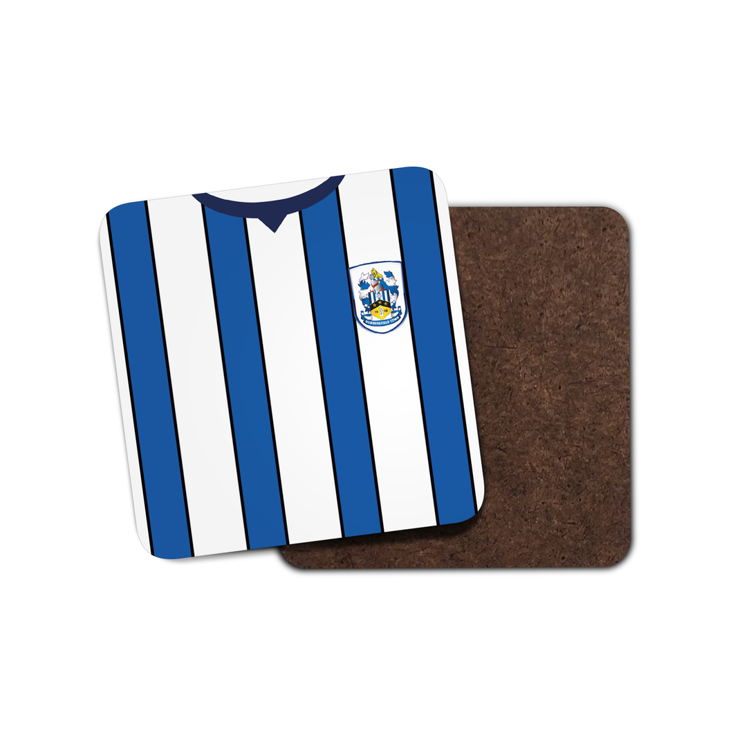 Huddersfield Town 19-20 Home Coaster-Coaster-The Terrace Store
