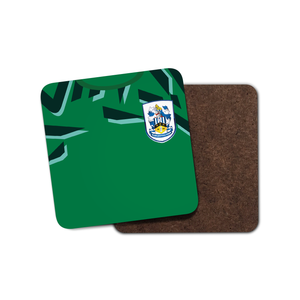 Huddersfield Town 19-20 Keeper Coaster-Coaster-The Terrace Store