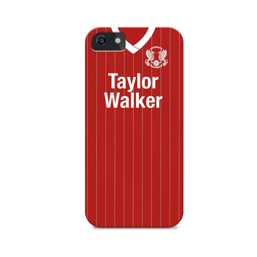 Leyton Orient 1982 Home Phone Case-CASES-The Terrace Store
