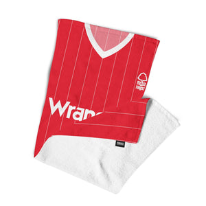 Nottingham Forest 1984 Home Kit Towel