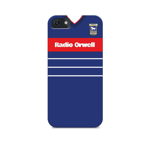 Ipswich Town 1986 Home Phone Case