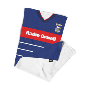 Ipswich Town 1986 Home Beach Towel