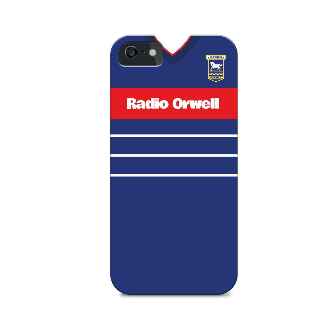 Ipswich Town 1986 Home Phone Case-CASES-The Terrace Store