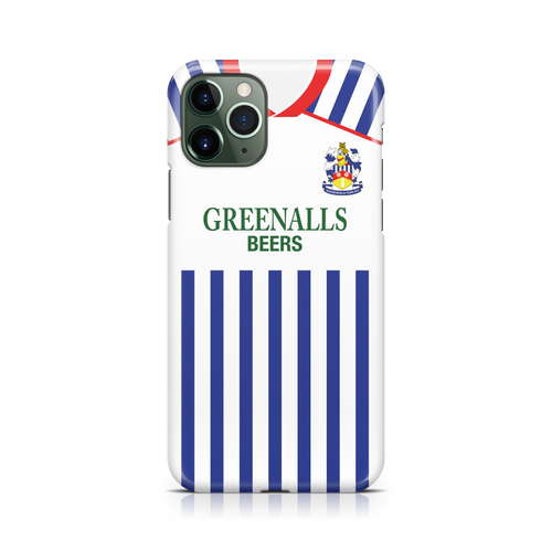 Huddersfield Town retro gifts merchandise pphone case
