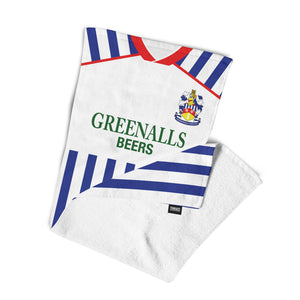 Huddersfield Town 1988 Home Beach Towel
