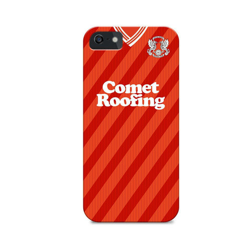Leyton Orient 89 Home Phone Case-CASES-The Terrace Store