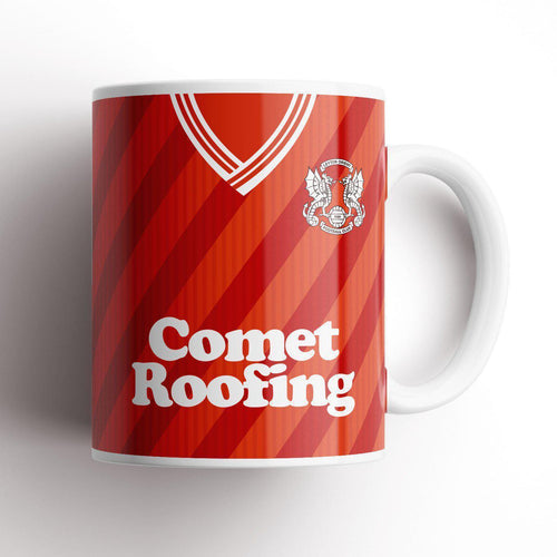 Leyton Orient 1989 Home Mug-Mugs-The Terrace Store