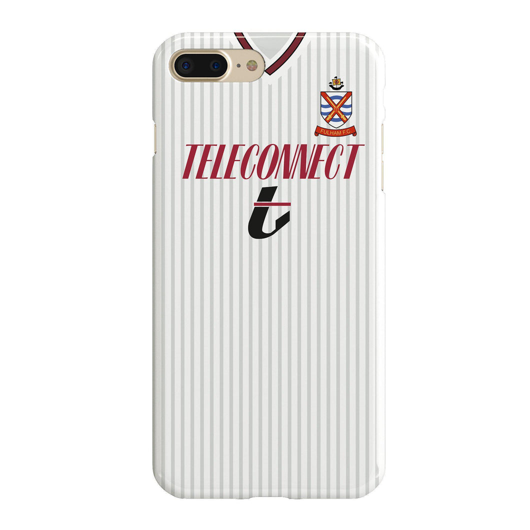 Fulham 1990 Home Phone Case-CASES-The Terrace Store