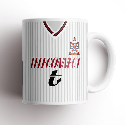 Fulham 1990 Home Mug-Mugs-The Terrace Store