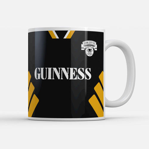 Cork City 1992 Away Retro Inspired Mug-Mugs-The Terrace Store