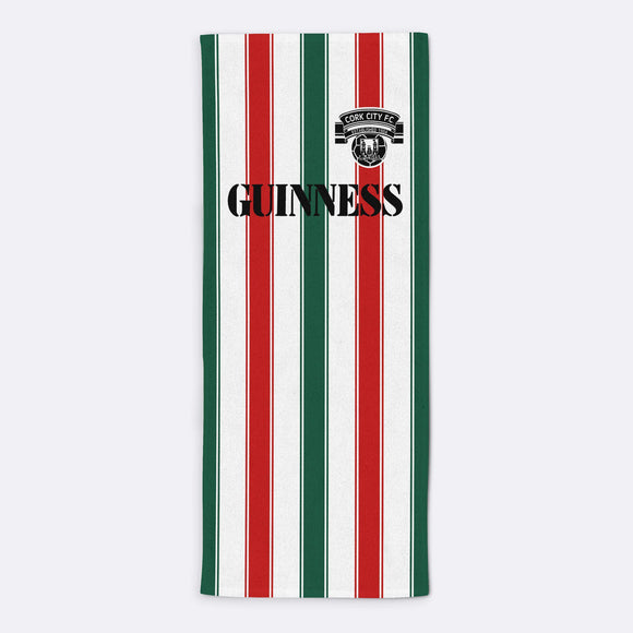 Official Cork City 1993 Home Beach Towel